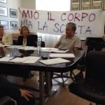 Milano, occupazione della Direzione Sanitaria di Niguarda