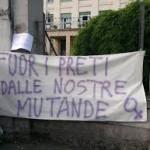 Le Mujeres Libres interrompono il consiglio comunale a Bologna